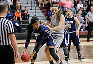 February 18, 2017: The University of Arkansas-Fort Smith Lions play against the Oklahoma Christian University Lady Eagles in the Eagles Nest on the campus of Oklahoma Christian University.