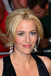 GQ Men of the Year Awards 2013. Gillian Anderson during the GQ Men of the Year Awards, the Royal Opera House, London, United Kingdom. Tuesday, 3rd September 2013. Picture by Nils Jorgensen / i-Images