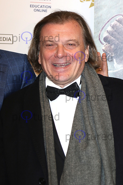 Yuriv Vasilev, The Heritage Of Love - UK film premiere, Regent Street Cinema, London UK, 30 November 2016, Photo by Richard Goldschmidt