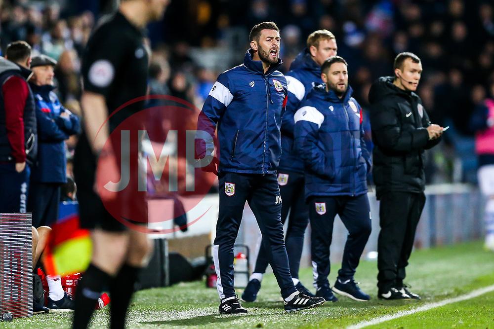 Bristol City Assistant Head Coach Jamie McAllister - Rogan/JMP - 23/12/2017 - Loftus Road - London, England - Queens Park Rangers v Bristol City - Sky Bet Championship.