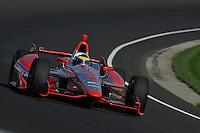 Sebastien Bourdais, Indianapolis 500, Indianapolis Motor Speedway, Indianapolis, IN USA 05/26/13