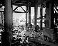 Beneath Sugar Quay at low tide<br /> <br /> March 2013