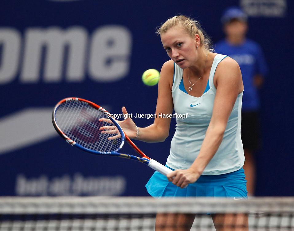 Generali Ladies Linz Open 2010,WTA Tour, Damen.Hallen Tennis Turnier in Linz, Oesterreich,.Petra Kvitova (CZE)