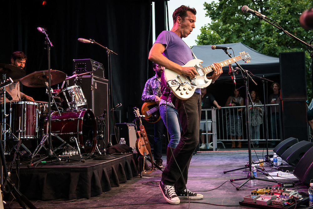 Grand Point North Music festival at Waterfront Park on Saturday September 12, 2015 in Burlington, Vermont.