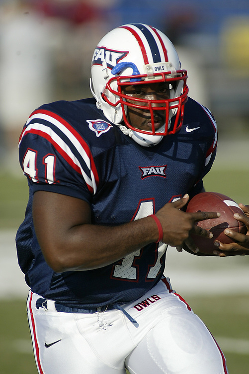 2006 FAU Football vs Troy