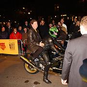 Premiere Kill Bill, Henk Jan Smits op de motor