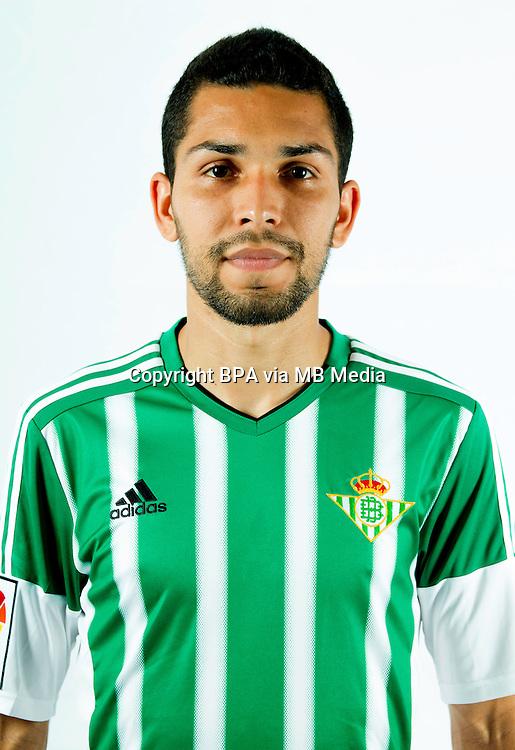 Spain - Liga BBVA 2015-2016 / <br /> ( Real Betis Balompie ) - <br /> Petros Matheus dos Santos Araujo