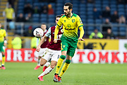 Norwich City midfielder Mario Vrančić (8) during the The FA Cup match between Burnley and Norwich City at Turf Moor, Burnley, England on 25 January 2020.