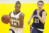 Rowan University Women's Basketball vs. Valley Forge Christian College