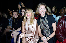 Kylie Minogue and Arizona Muse attending the Ralph and Russo show as part of Paris Haute Couture Fashion Week Spring/Summer 2018-2019 on January 22, 2018 in Paris, France. Photo by Aurore Marechal/ABACAPRESS.COM