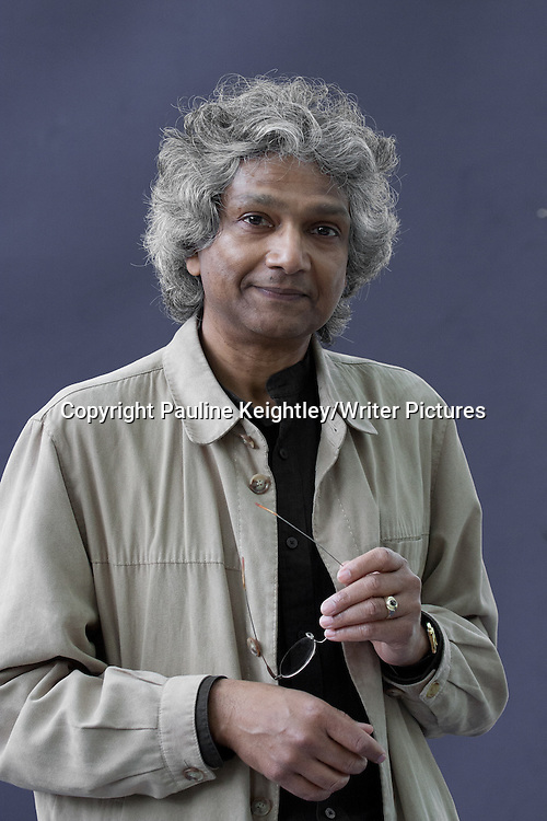 Romesh Gunesekera<br /> 18th August 2012<br /> <br /> Photograph by Pauline Keightley/Writer Pictures<br /> <br /> WORLD RIGHTS