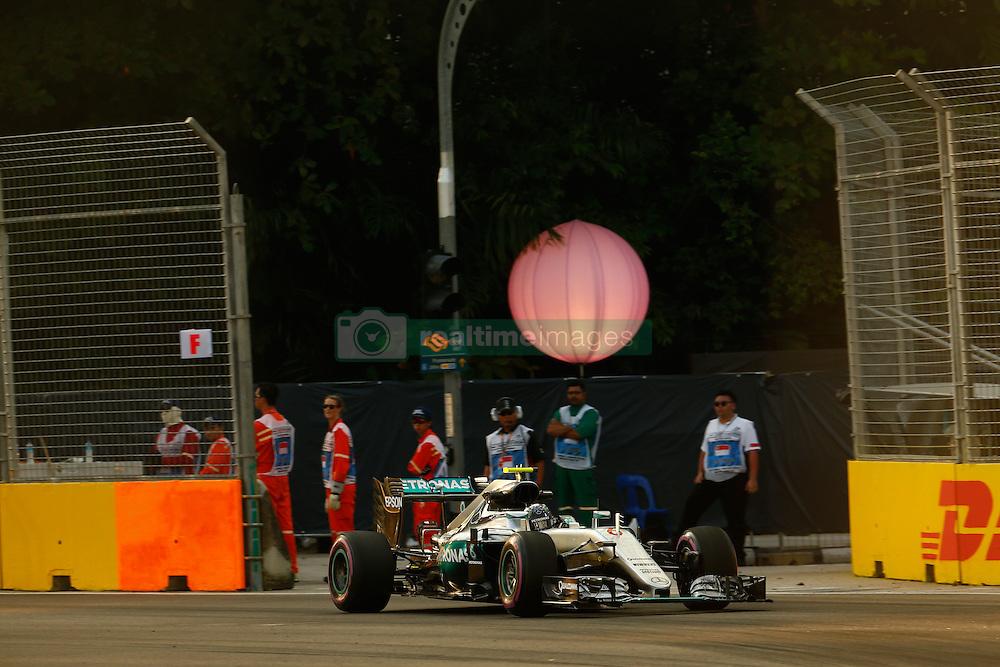 September 16, 2016 - Singapur, Singapur - Motorsports: FIA Formula One World Championship 2016, Grand Prix of Singapore, .#6 Nico Rosberg (GER, Mercedes AMG Petronas Formula One Team) (Credit Image: © Hoch Zwei via ZUMA Wire)
