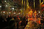 Mannheim. 05.11.15 Radio Regenbogen Harald Wohlfahrt Palazzo.<br /> Trio Laruss aus Ungarn<br /> <br /> Bild: Markus Prosswitz 05NOV15 / masterpress (Bild ist honorarpflichtig - No Model Release!)