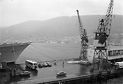 Harbor in Bergen.