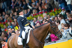 Werth Isabell, (GER), Don Johnson FRH<br /> FEI European Championships - Aachen 2015<br /> © Hippo Foto - Leanjo de Koster<br /> 16/08/15