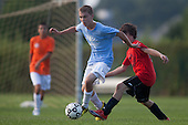 Gloucester County Summer Soccer League: St Augustine B vs Washington Township D - July 26th 2012