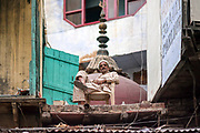 street scenes of Delhi, Northern India