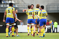 Joie Clermont - Julien Pierre - 23.05.2015 - Montpellier / Clermont - 26e journee Top 14<br />