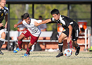 OC Men's Soccer vs Central Christian - 9/10/2015