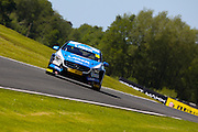 Aiden Moffat during the Dunlop MSA British Touring Car Championship at Oulton Park, Budworth, Cheshire, United Kingdom on 7th June 2015. Photo by Aaron Lupton.