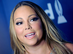 Mariah Carey attends the 27th Annual GLAAD Media Awards at The Waldorf Astoria on May 14, 2016 in New York City, NY, USA. Photo y Dennis Van Tine/ABACAPRESS.COM  | 546808_024 New York City Etats-Unis United States