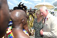 Royal Tour to West Africa - Nov 2018