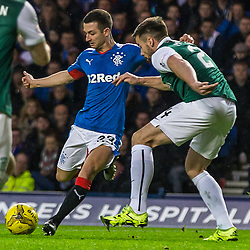 Rangers v Hibs | Scottish Championship | 28 December 2015