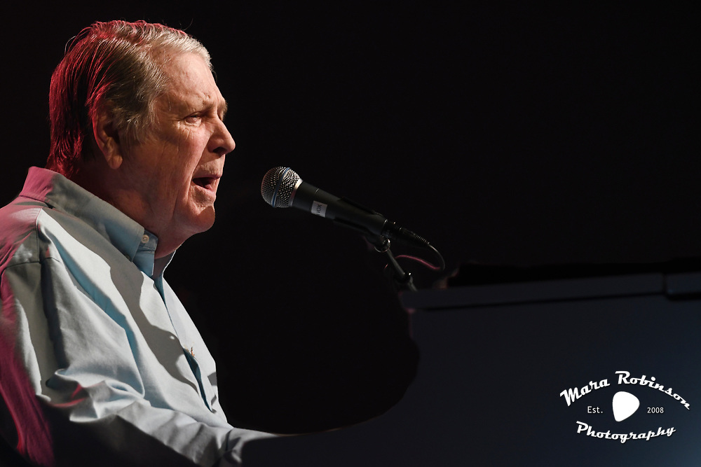 Brian Wilson Pet Sounds 2017 by Mara Robinson