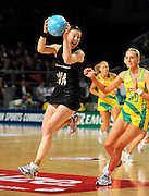 Maree Bowden (NZ)<br /> Netball - 2009 Holden International Test Series<br /> Australian Diamonds v New Zealand Silver Ferns<br /> Wednesday 9 September 2009<br /> Hisense Arena, Melbourne AUS<br /> © Sport the library / Jeff Crow