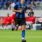 NLD/Amsterdam/20080808 - LG Tournament 2008 Amsterdam, FC Internazionale v Sevilla FC, Zlatan Ibrahimovic