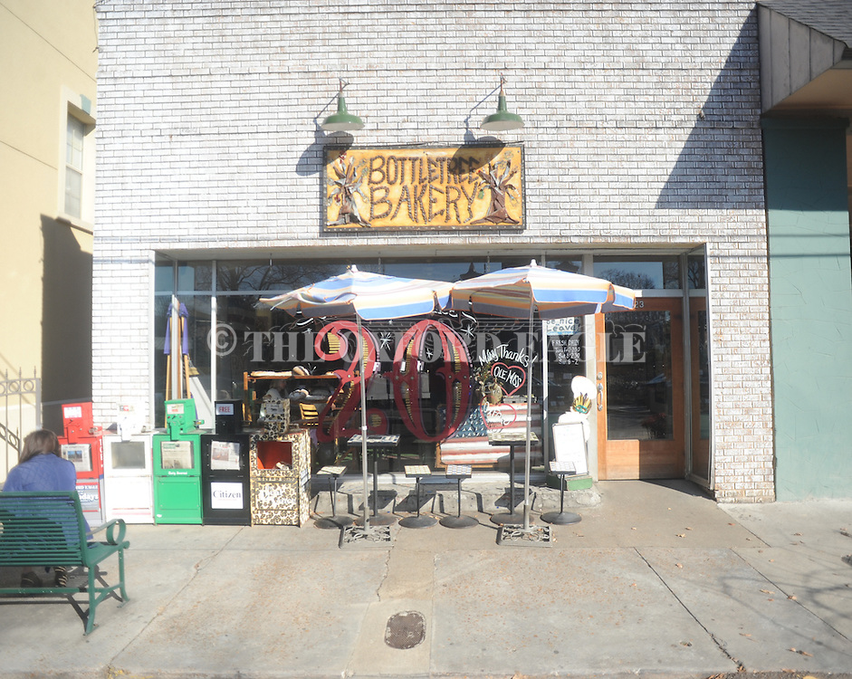 The Bottletree Bakery, in Oxford, Miss. on Friday, January 30, 2015, is celebrating its 20th anniversary.