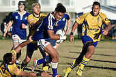 20160702 College Rugby - St. Patrick's College Wellington v Rongotai College