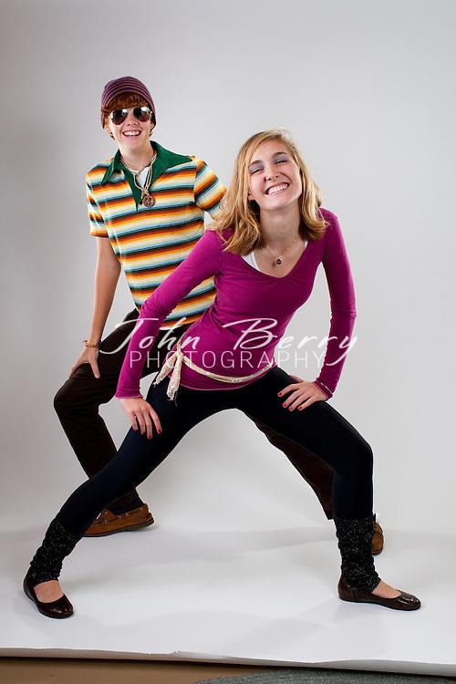 Ellen and Cody, Halloween  .10/31/09