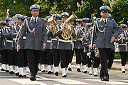 19.05.2006 Warszawa.  Przysiega policjantow z oddzialow prewencji. Fot. Piotr Gesicki Polish National Police oath photo Piotr Gesicki