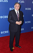 Les Moonves attends the 2010-2011 CBS Upfront Arrivals at Lincoln Center in New York City on May 19, 2010...