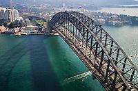 JANUARY 2ND:  Sydney Harbour Bridge