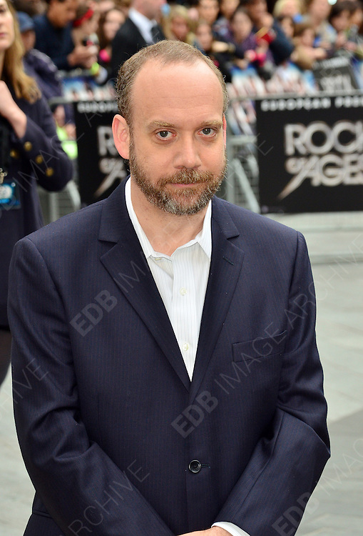 10.JUNE.2012. LONDON<br /> <br /> PAUL GIAMATTI ATTENDS THE UK FILM PREMIERE OF ROCK OF AGES AT THE ODEON CINEMA IN LEICESTER SQUARE.<br /> <br /> BYLINE: JO ALVAREZ/EDBIMAGEARCHIVE.CO.UK<br /> <br /> *THIS IMAGE IS STRICTLY FOR UK NEWSPAPERS AND MAGAZINES ONLY*<br /> *FOR WORLD WIDE SALES AND WEB USE PLEASE CONTACT EDBIMAGEARCHIVE - 0208 954 5968*