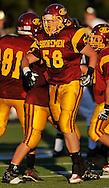 Avon defeated Avon Lake 21-3 in the opening night of football at Avon Lake Memorial Stadium. Photo by David Richard
