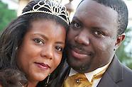 Angela and David Akinpelu