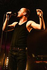 Maverick Sabre concert, Birmingham