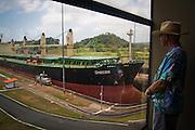 Centro de visitante de Miraflores, Panama City. ©Aaron Sosa/Istmophoto.com