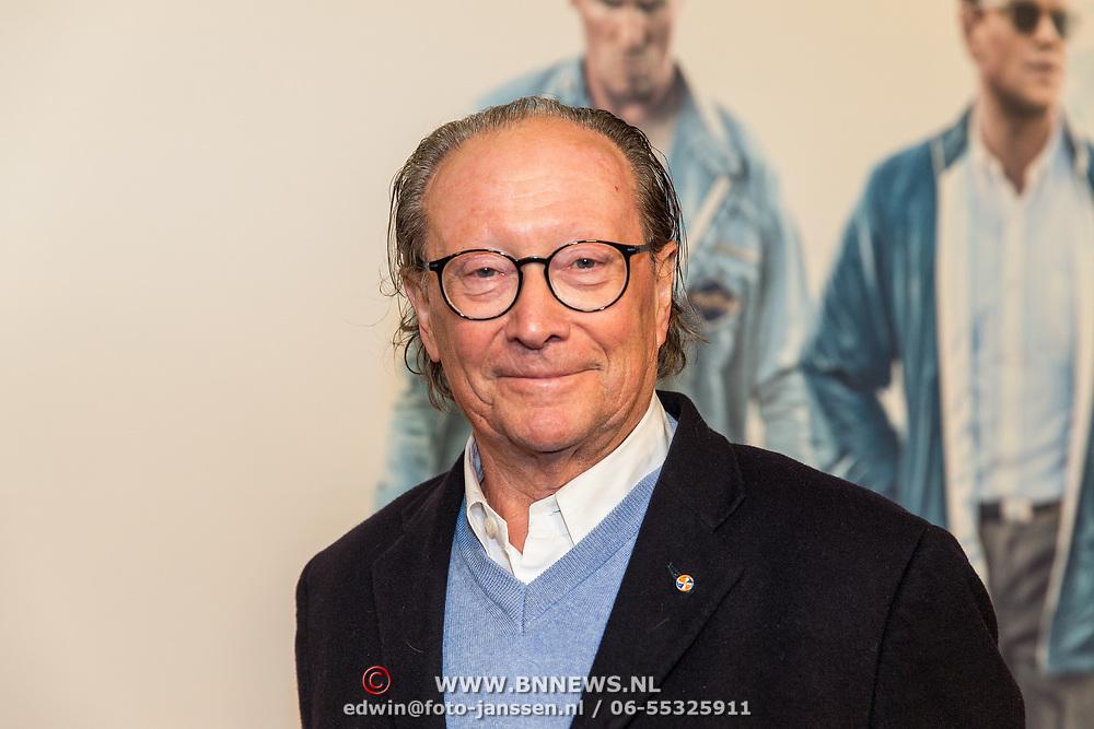 NLD/Amsterdam/20191113 - Filmpremiere Le Mans '66, Fons van Westerloo