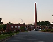 Broughton Hospital Power Plant or steam plant