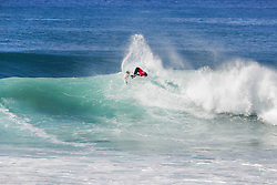 October 12, 2017 - Rookie Connor O'Leary of Australia will surf in Round Two of the 2017 Quiksilver Pro France after placing third in Heat 10 of Round One at Hossegor. (Credit Image: © WSL via ZUMA Press)