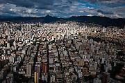 Belo Horizonte_MG, Brasil...Imagens aereas de Belo Horizonte...Belo Horizonte aerial view...Foto: BRUNO MAGALHAES / NITRO