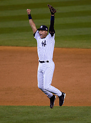 Derek Jeter and the New York Yankees win, 2009
