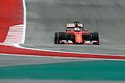 October 23-25, 2015: United States GP 2015: Sebastian Vettel (GER), Ferrari