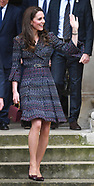 Kate Middleton & Prince William Visit Les Invalides2