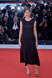 Bianca Vitali attending the Vox Lux premiere during the 75th Venice Film Festival