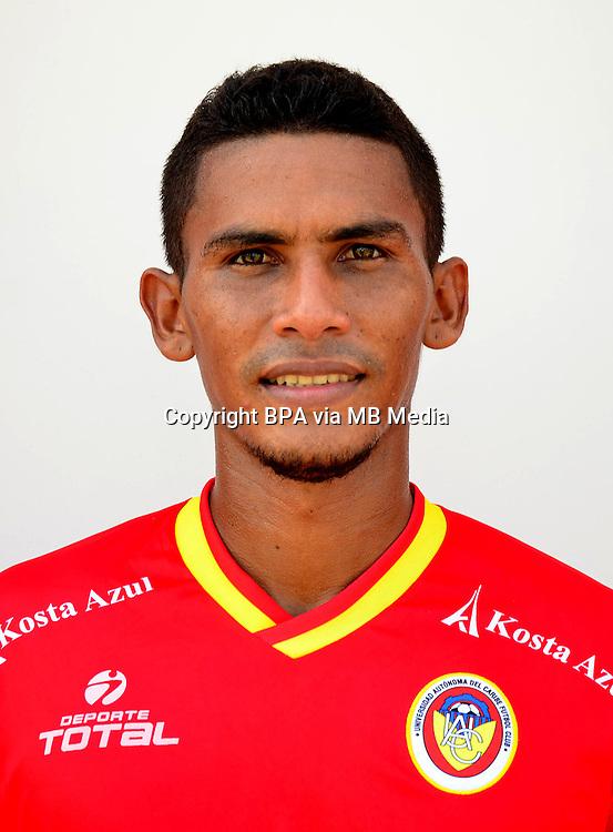 Colombia League - Postobom Liga 2014-2015 -<br /> UniAutonoma Futbol Club  - Colombia / <br /> Alonso Acosta
